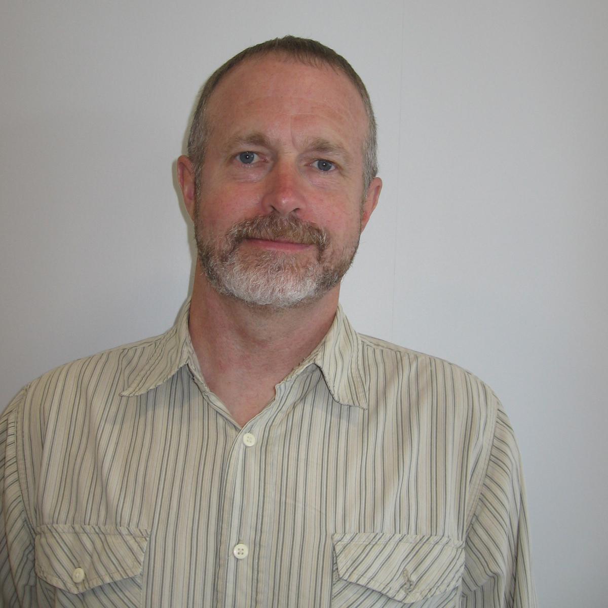 Wayne Nagel, KJHS, Custodian
